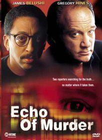Echo of Murder - (Region 1 Import DVD)