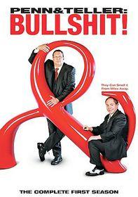 Penn & Teller:Bullsh*t - (Region 1 Import DVD)