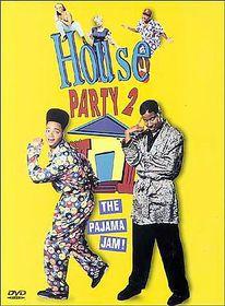 House Party 2:Pajama Jam - (Region 1 Import DVD)