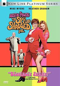 Austin Powers:Spy Who Shagged Me (Region 1 Import DVD)