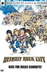 Detroit Rock City - (Region 1 Import DVD)