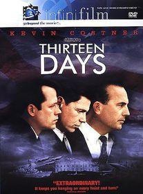 Thirteen Days - (Region 1 Import DVD)