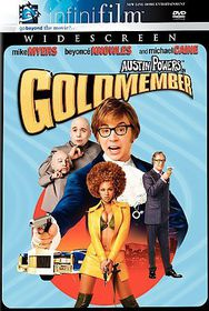 Austin Powers in Goldmember - (Region 1 Import DVD)