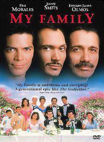 My Family, Mi Familia - (Region 1 Import DVD)