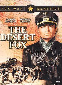 Desert Fox (Region 1 Import DVD)