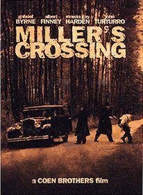 Miller's Crossing - (Region 1 Import DVD)