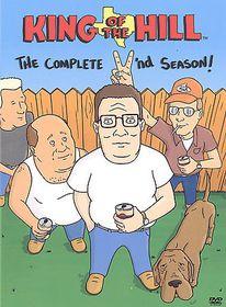King of the Hill Season 2 - (Region 1 Import DVD)