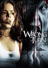 Wrong Turn - (Region 1 Import DVD)