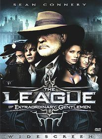 League of Extraordinary Gentlemen - (Region 1 Import DVD)