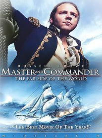 Master and Commander:Far Side of the World - (Region 1 Import DVD)