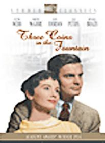 Three Coins in the Fountain - (Region 1 Import DVD)
