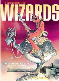 Wizards - (Region 1 Import DVD)