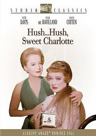 Hush Hush Sweet Charlotte - (Region 1 Import DVD)
