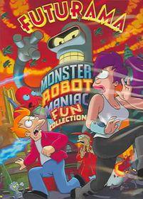 Futurama - Monster Robot Maniac Fun Collection - (Region 1 Import DVD)