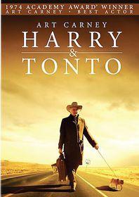 Harry and Tonto - (Region 1 Import DVD)