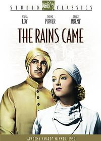 Rains Came - (Region 1 Import DVD)