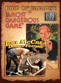 Joel Mccrea Double Feature - (Region 1 Import DVD)