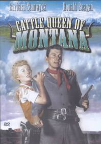 Cattle Queen of Montana - (Region 1 Import DVD)