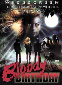 Bloody Birthday - (Region 1 Import DVD)