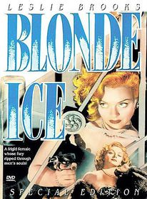 Blonde Ice - (Region 1 Import DVD)