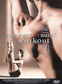 New York City Ballet Workout 2 - (Region 1 Import DVD)