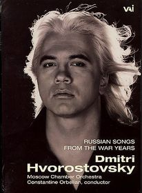 Dimitri Hvorostovsky - Russian Songs of the War Years - (Region 1 Import DVD)