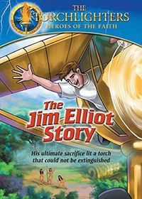 Torchlighters - Jim Elliot (DVD)