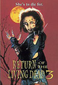 Return of the Living Dead 3 - (Region 1 Import DVD)