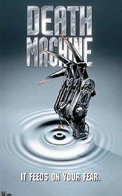 Death Machine - (Region 1 Import DVD)