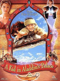 Kid in Aladdin's Palace - (Region 1 Import DVD)