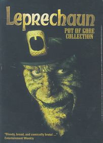 Leprechaun Pot Ofgore Collection - (Region 1 Import DVD)