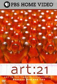 Art: 21 Art In The Twenty-First Century Seasons 1&2 - (Region 1 Import DVD)