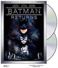 Batman Returns:Special Edition - (Region 1 Import DVD)
