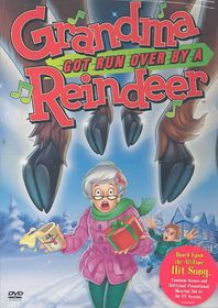 Grandma Got Run over by a Reindeer - (Region 1 Import DVD)