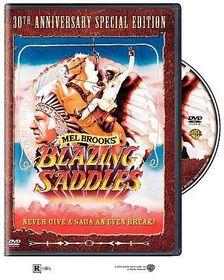 Blazing Saddles Se - (Region 1 Import DVD)