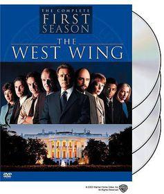 West Wing - Season 1 - (Region 1 Import DVD)