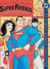 Challenge of the Super Friends: Season One - (Region 1 Import DVD)