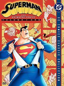 Superman:Animated Series Vol 1 - (Region 1 Import DVD)