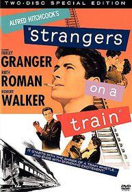 Strangers on a Train - (Region 1 Import DVD)