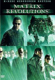 Matrix Revolutions - (Region 1 Import DVD)