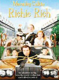Richie Rich - (Region 1 Import DVD)