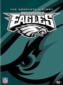 NFL History of the Philadelphia Eagles - (Region 1 Import DVD)