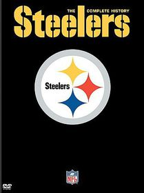 NFL History of the Pittsburgh Steelers - (Region 1 Import DVD)