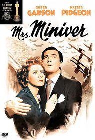 Mrs. Miniver - (Region 1 Import DVD)