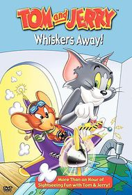 Tom and Jerry: Whisker's Away - (Region 1 Import DVD)