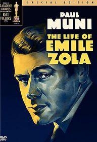 Life of Emile Zola - (Region 1 Import DVD)