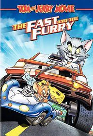 Tom and Jerry:Fast and the Furry - (Region 1 Import DVD)