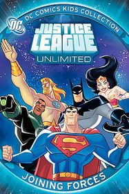 Justice League Unlimited: Joining Forces - Season 1 Vol 2 - (Region 1 Import DVD)
