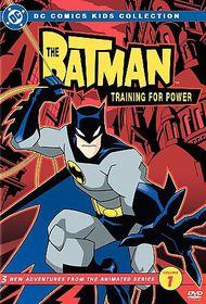 Batman: Training for Power Season 1 Vol 1 - (Region 1 Import DVD)