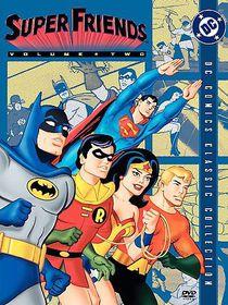Superfriends: Volume Two - (Region 1 Import DVD)